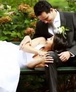 professionele bruiloftfoto's