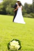 foto's van bruiloft