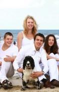 professionele familiefoto's